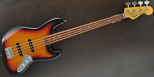 FENDER エレキベース Jaco Pastorius Jazz FL 3color Sunburst