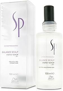 Wella SP Balance Scalp Energy Serum for Vital and Strong Hair (100ml/3.4Oz)