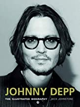 johnny depp the illustrated biography