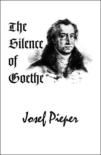 The Silence of Goethe