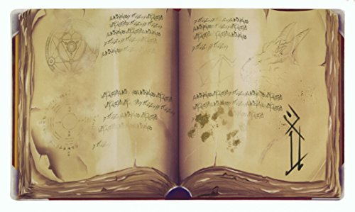 Inked Playmats Spellbook Playmat Inked Gaming TCG Game Mat for Cards