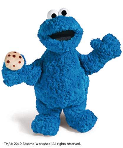 NICI NICI-41968 Street krümelmonster Monstruo de Las Galletas de 45 cm, niños y Fans-Peluche Mullido para acurrucarse y Jugar-Barrio Sésamo, Color Azul, (41968)