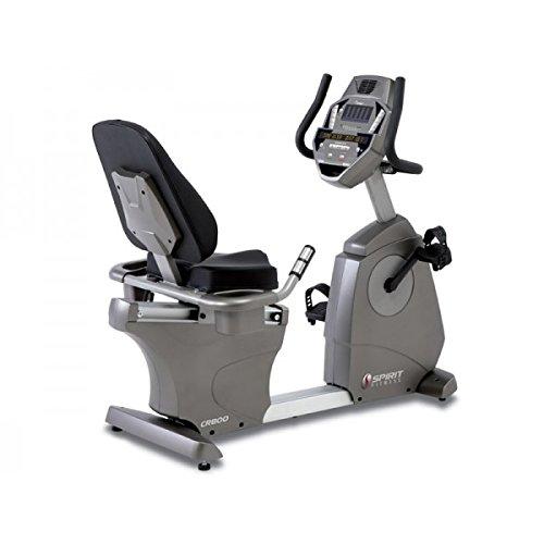 Spirit Fitness CR800 Bicicleta estática ⭐