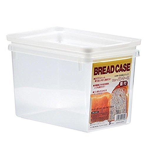 Bread box bread box kitchen storage box plastic bucket flour food box crisper toast box