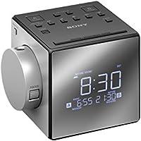 Sony Radio despertador con proyector de tiempo Modelo ICF-C1PJ
