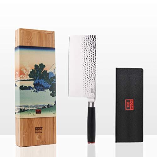 KOTAI – cuchillo de carnicero – Hoja de 19 cm, hoja mart