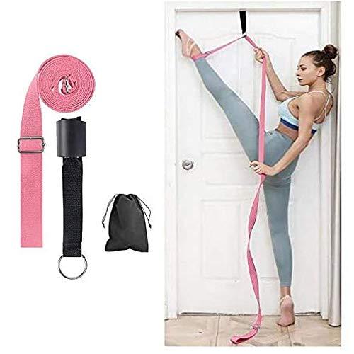 NetEraEU Leg Stretcher Band on Door,Get More Flexible With The Door...