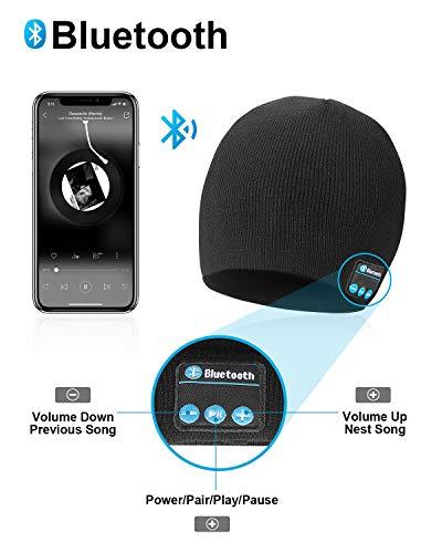 coskefy Bluetooth-Mütze