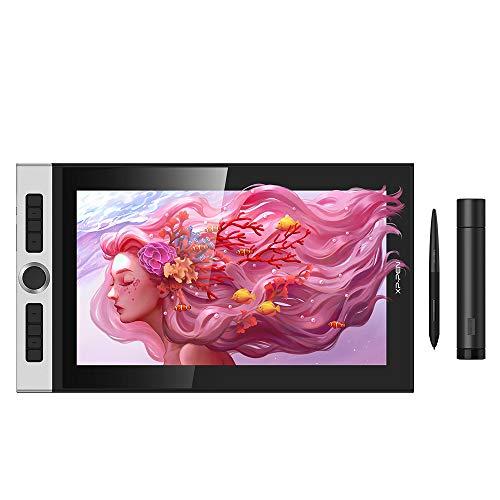 【2020年製品】XP-Pen 液タブ 液晶ペンタブレット Innovator 16 FHDフルラミネートIPS 15.6インチ 厚さ9mmの薄型デザイン ディスプレイ Innovator 16 (ID160F)