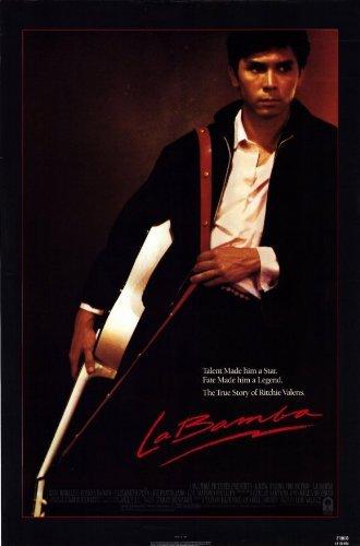 La Bamba Movie Poster (11 x 17 Inches - 28cm x 44cm) (1987) Style A -(Lou Diamond Phillips)(Esai Morales)(Danielle von Zerneck)(Joe Pantoliano)(Brian Setzer)(Marshall Crenshaw) by MG Poster