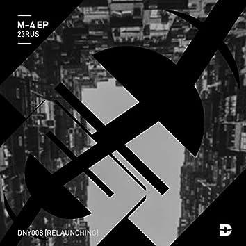 M-4 EP [RELAUNCHING]