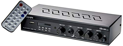 Amplificador Receiver SLIM 800 Frahm