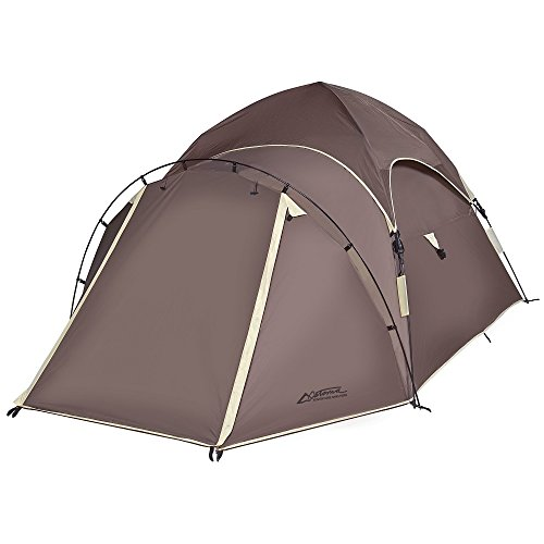 CATOMA 64598F Lightweight Switchback Motorcycle 2-Person Camping Tent