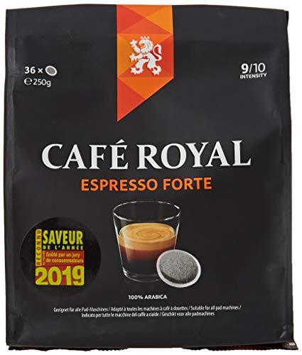 Café Royal Espresso Forte 180 Dosettes...