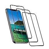 Panzerglas Schutzfolie für iPhone 11 Pro und iPhone XS,[3 Stück] 9H Härte HD...