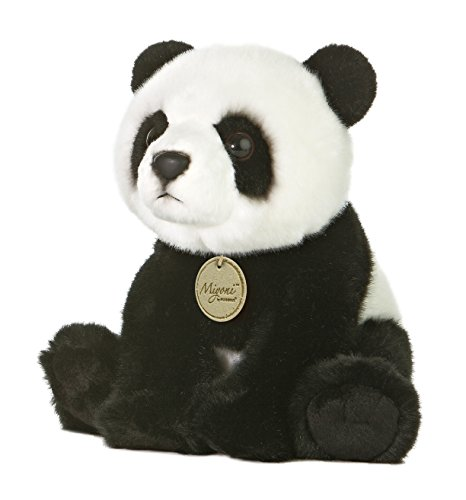 "Aurora - Miyoni - 10"" Panda, Multicolor"