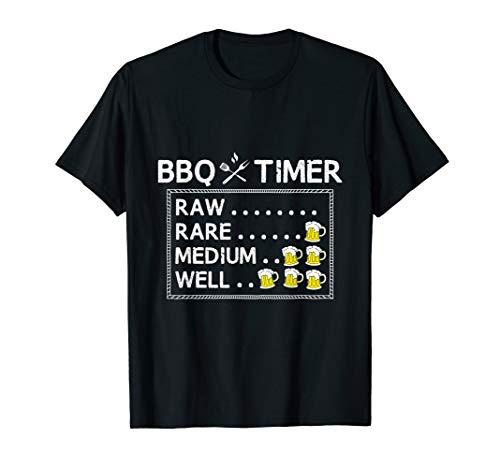 BBQ Timer | Grillen Barbecue Grillmeister Geschenk