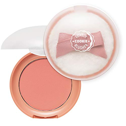Etude House Lovely Cookie Blusher (# PK004 Peach Choux Wafers)