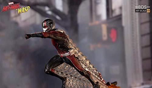 Estatua Ant-Man 18 cm. Ant-Man y la Avispa. BDS Art Scale. Escala 1:10. Iron Studios