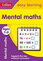 Collins Easy Learning Age 7-11 -- Mental Maths Ages 7-9: New Edition
