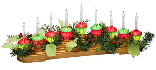 Bubble Light Centerpiece, 9 Bulbs