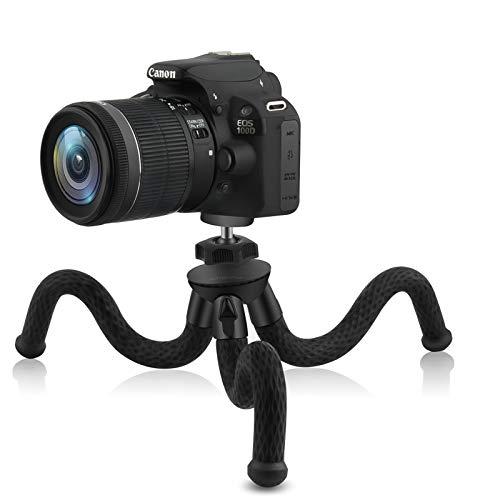 Camera/Phone Tripod,Patekfly 12 Inch Flexible...