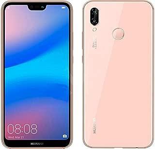 Huawei Nova 3e Dual SIM - 64GB, 4GB RAM, 4G LTE, Pink