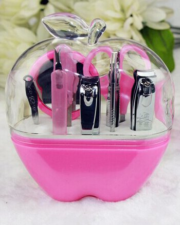 SAMGU Apple beauté 9 sets makeup tools bag outils de maquillage