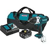 Makita XWT041X 3.0Ah 18V LXT Lithium-Ion Cordless 1/2' Square Drive Impact Wrench Kit
