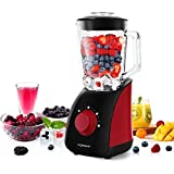 Aigostar Pomegranate 30JDF - Standmixer Smoothie Maker 750...