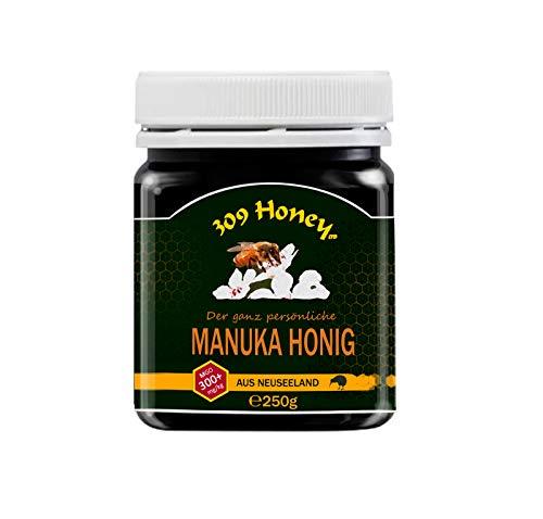 """309 Manuka Honig MGO 300+ / 250g der """"ganz persönliche"""" aus Neuseeland, 2x getestet, natürlich, pur, liebevoll"""