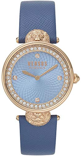 Versus by Versace Damen Armbanduhr Victoria HARBOURD/LBLS/LBLS VSP331618