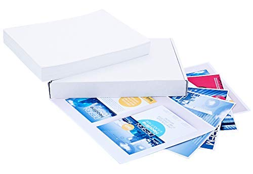 Printerry Matte Photo Paper 8.5 x 11 Inches (100 Sheets) 58lbs / 220gsm, Double Sided