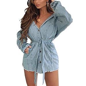 Women's Vintage Washed Boyfriend Plus Size Denim Jacket