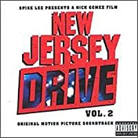New Jersey Drive 2 by Various Artists (1995-04-11)