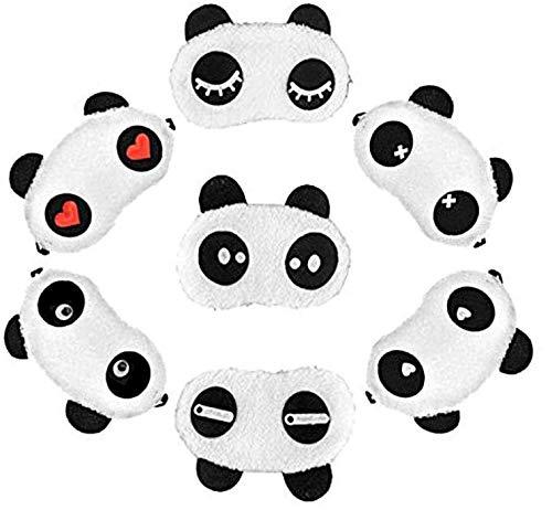 Benrise Panda Oog Masker Super Zacht Pluche Oog Masker rustgevende Slaap Oog Masker Haar Oogmasker Student Gift