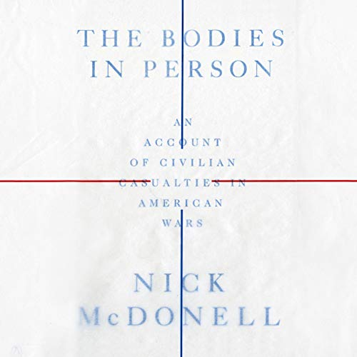 The Bodies in Person audiobook cover art
