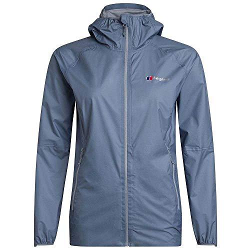 Berghaus Hyper 140 Jacke Damen grau Größe UK 12   M 2021 Funktionsjacke