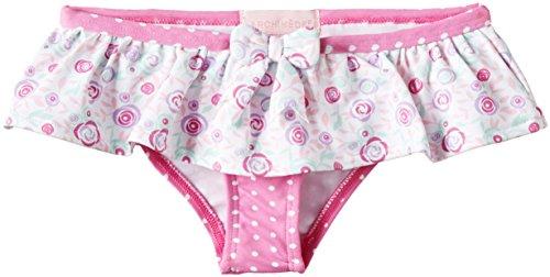 Archimede Baby - Mädchen Badeshorts, Gr. 92, Rosa (Pink/White)