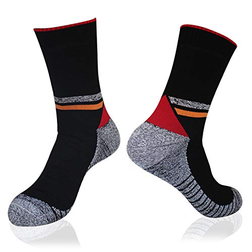 Waterproof socks Wool Thermal Warm Tanzant Breathable men's hiking waterproof socks for men Sport Climbing Skiing Trekking