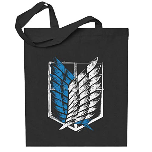 Cloud City 7 Attack On Titan Wings Of Freedom Totebag