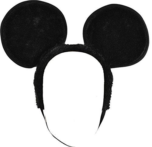 Mouse Ears On Headband. Large