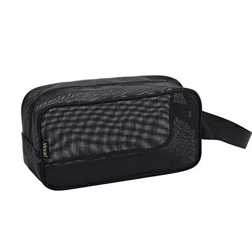 in budget affordable Moyard Mesh Caddy Portable Toilet Bag Shower Bag Shower Bag Basics for Dormitory Girls …