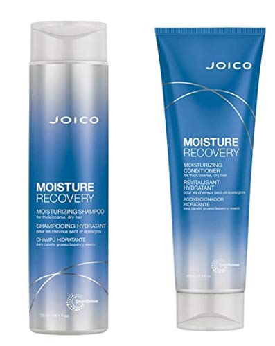 Joico Moisture Recovery Shampoo 300ml & Conditioner 250ml. NEW PACKAGING