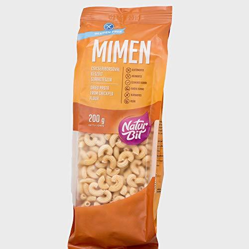 Ellbogen-Makkaroni aus Kichererbsen 200 g I VEGAN aus Kirchererbsenmehl I glutenfrei I frei von Reismehl