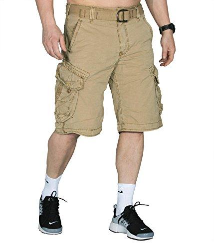 Jet Lag Take Off 3 Cargo-short korte broek bermuda shorts 3/4 veel kleuren (29-44 inch)