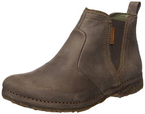 El Naturalista Damen Angkor Chelsea Boots, Grau (Plume), 40 EU