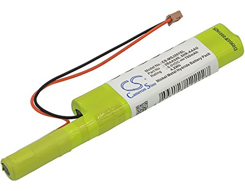 TECHTEK batería sustituye 12BAA240, para 2261584, para 5HR-AAAU Compatible con [MITUTOYO] Surftest SJ-201