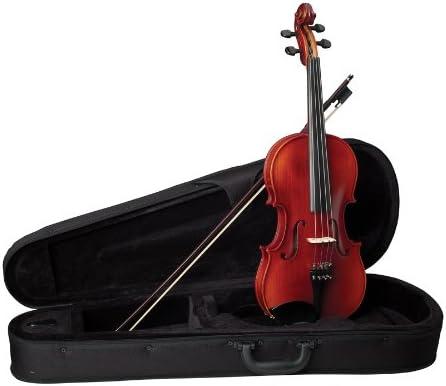 Becker 4-String Viola Las Vegas Mall - Acoustic finish Red-brown satin 275C Ultra-Cheap Deals