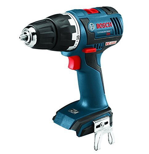 Bosch DDS182B Bare-Tool 18V Brushless Compact Tough Drill/Driver, 1/2 by Bosch